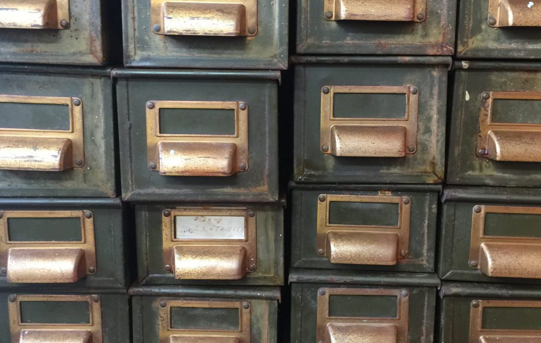 First National Escape safe deposit boxes