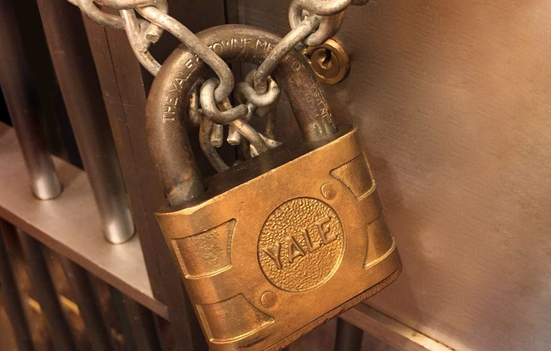 First National Escape Yale lock